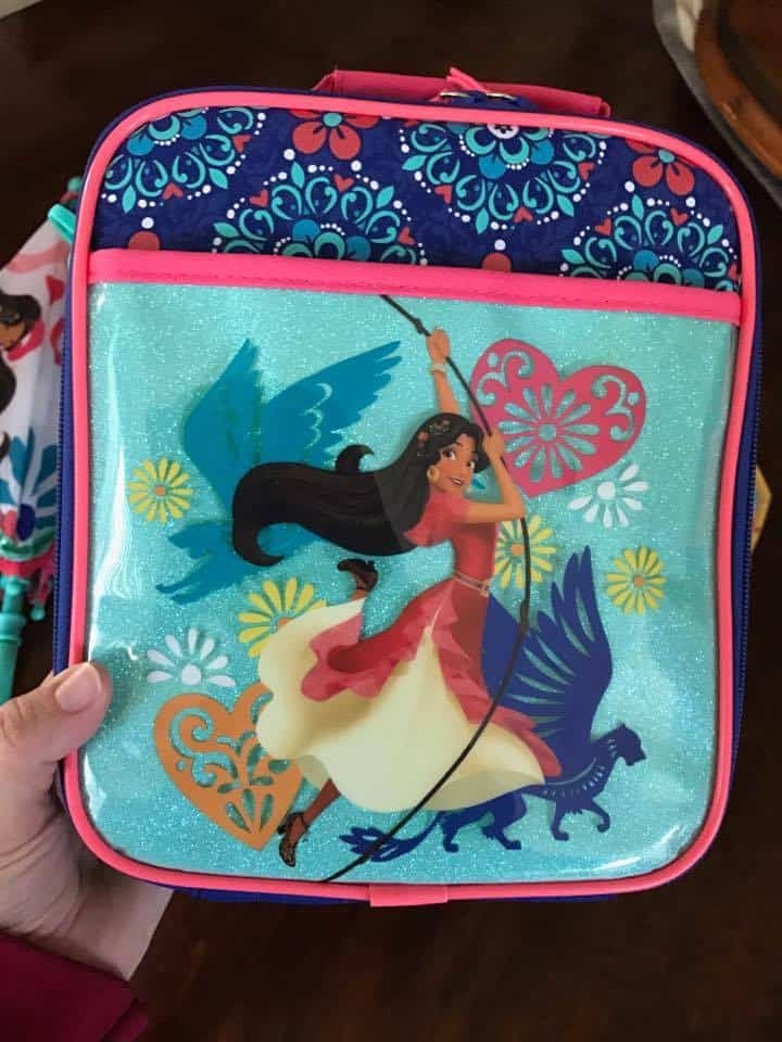 Elena of Avalor Lunch Tote