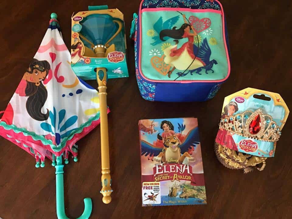 Elena of Avalor Accessories