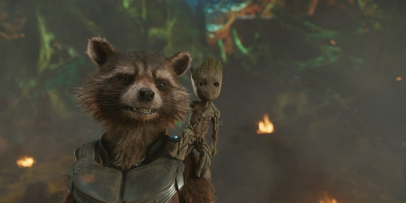Guardians of the Galaxy Vol. 2 on Blu-ray DVD #GotGVol2