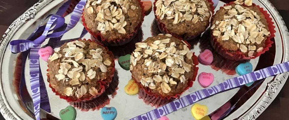 Oatmeal Muffins With No Flour No Sugar No Oil #RecipeIdeas