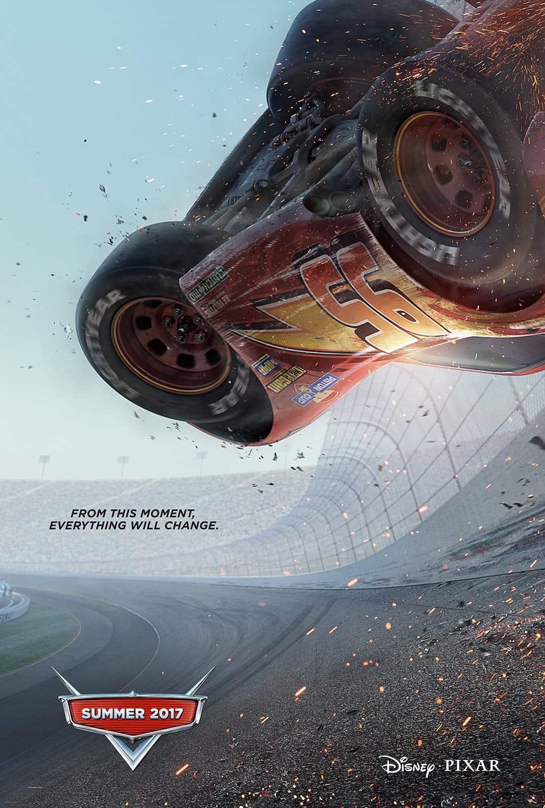 Pixar Cars 3 Premiere