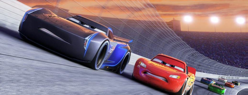 Cars 3 Comes With New Racing Members! #Cars3Event #Cars3