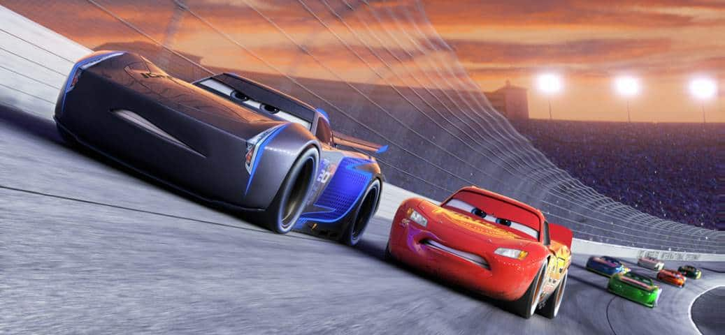 Pixar Cars 3 Racing