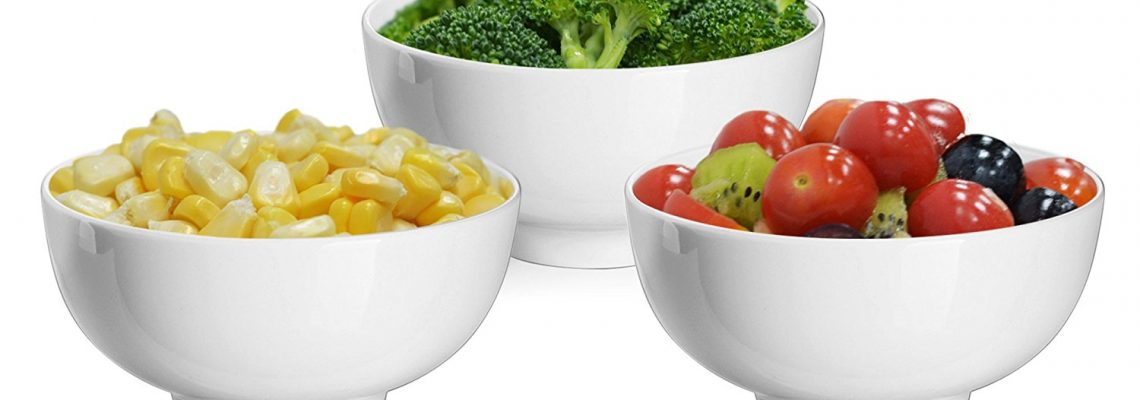Love Simplicity? Win 2 Sets Of DOWAN Porcelain Bowls