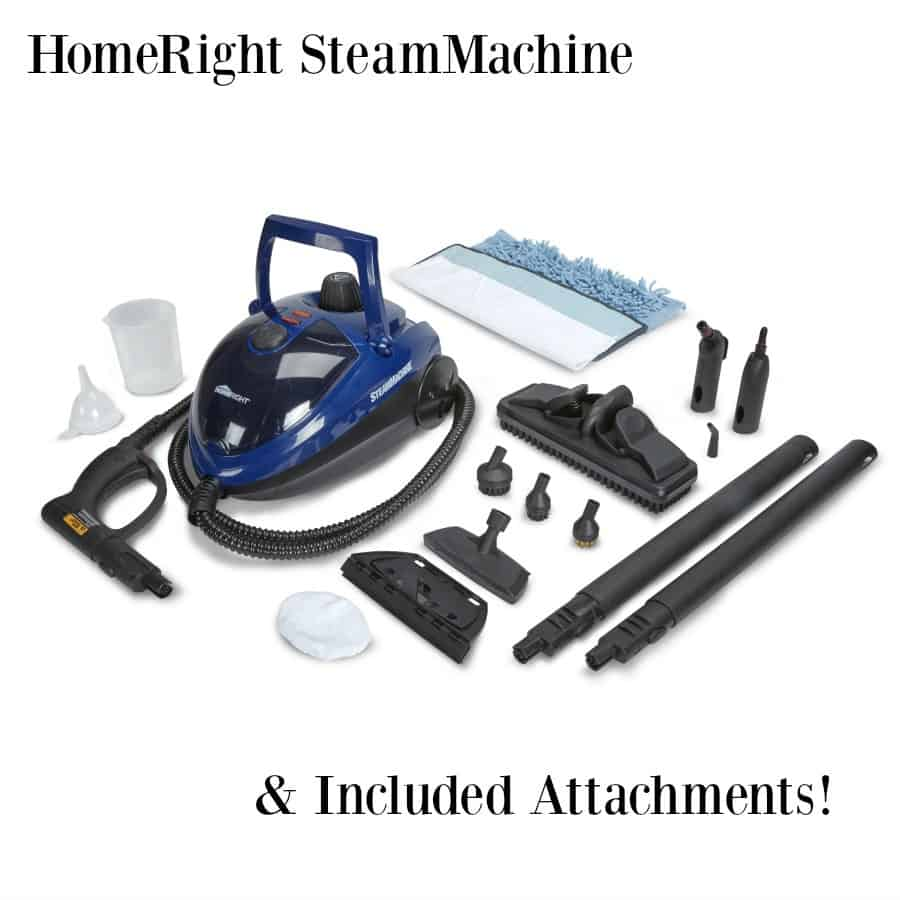 HOMERIGHT SteamMachine