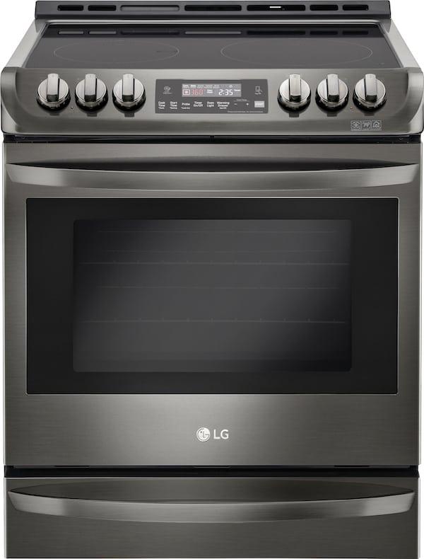 Best Buy LG Appliances, LG Range Remodel