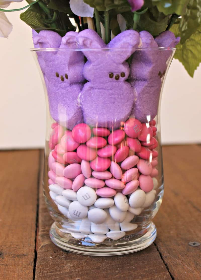Peeps Centerpiece Craft, Easter Home Decor