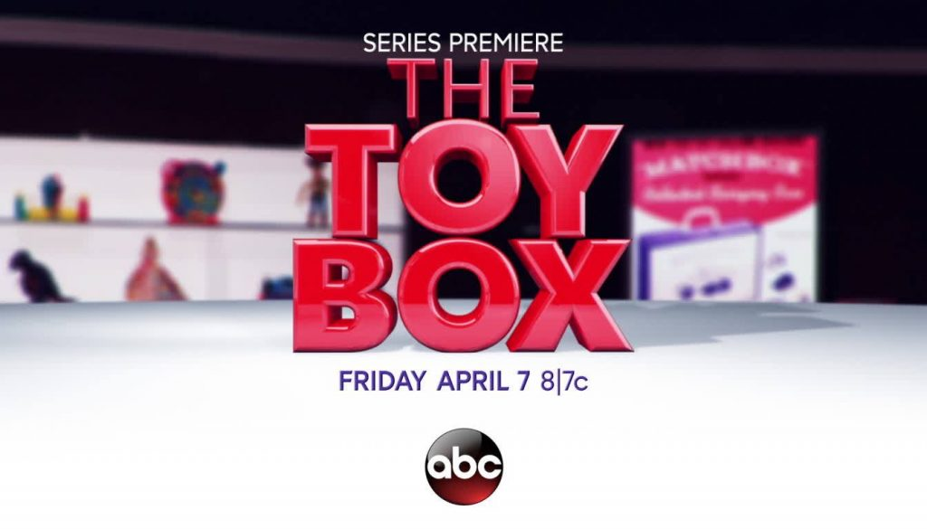 ABC TV Series The Toy Box