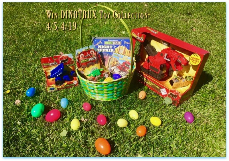 Dinotrux Toys Easter Collection