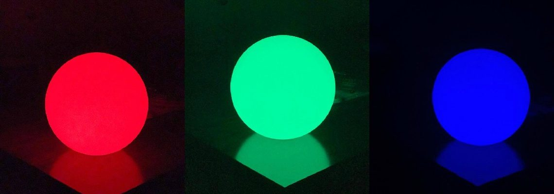 Multitasking Home Decor With LED Glowing ORB by LOFTEK