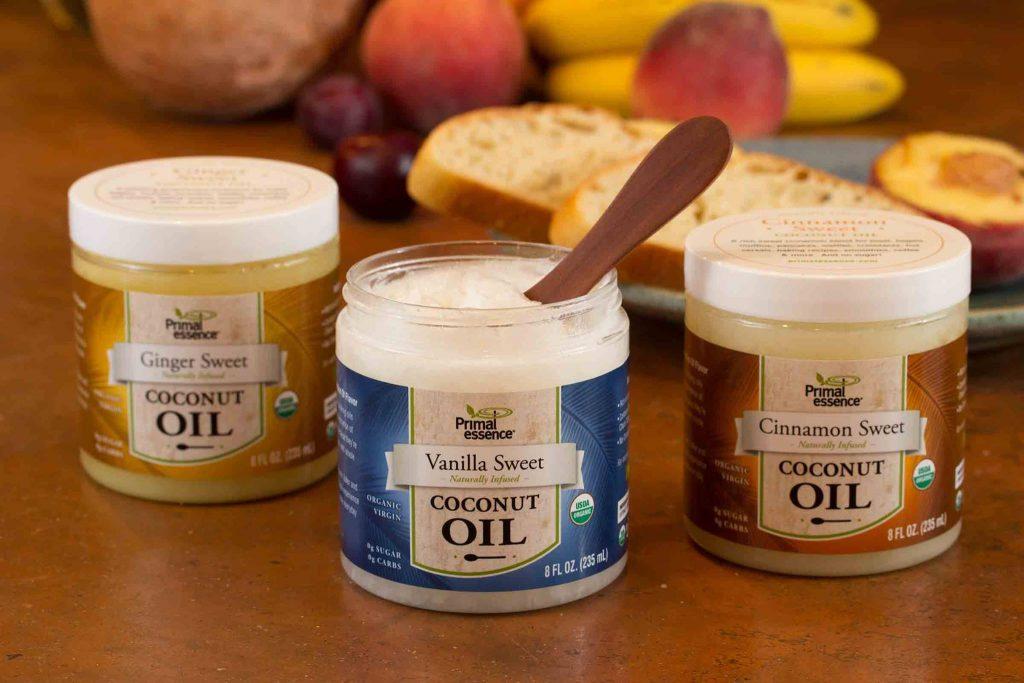 Primal Essence coconut oil