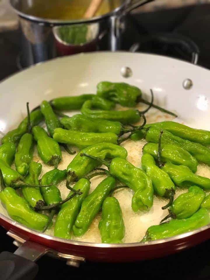 Shishito Peppers Recipe