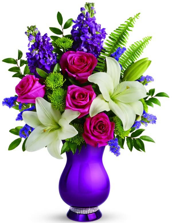 Teleflora Sparkle and Shine Bouquet, Mothers Day