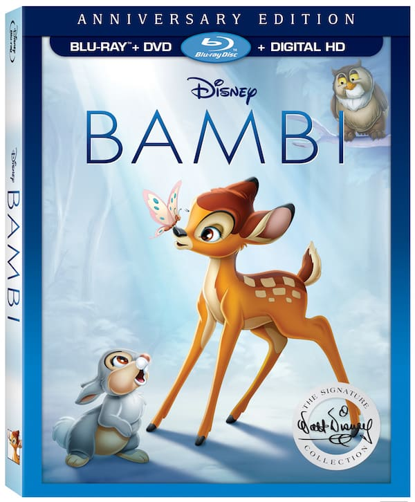 Bambi, Walt Disney Signature Collection