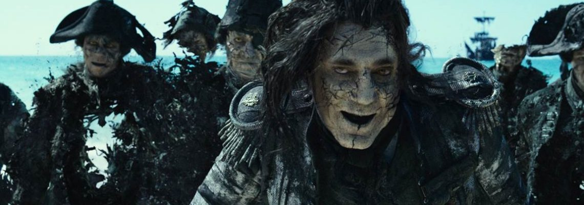Go For A Final Journey With Pirates Of The Caribbean Dead Men Tell No Tales #PiratesLife