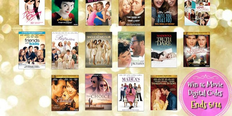 Win Lionsgate Movies To Celebrate Mother's Day All Year Round