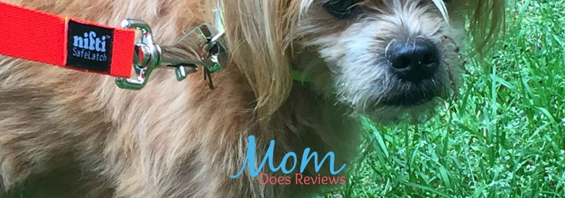 Nifti SafeLatch Leashes Are A Must For Pups! Win Yours!