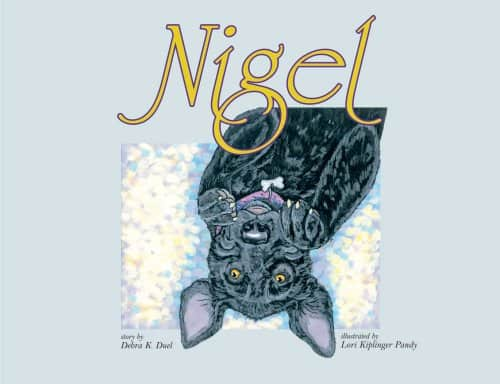 Nigel Book by Debra Duel