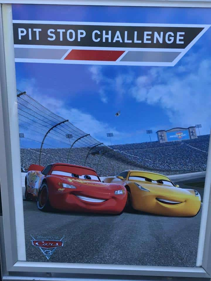 PIXAR CARS 3 Sonoma Racetrack History of Racing