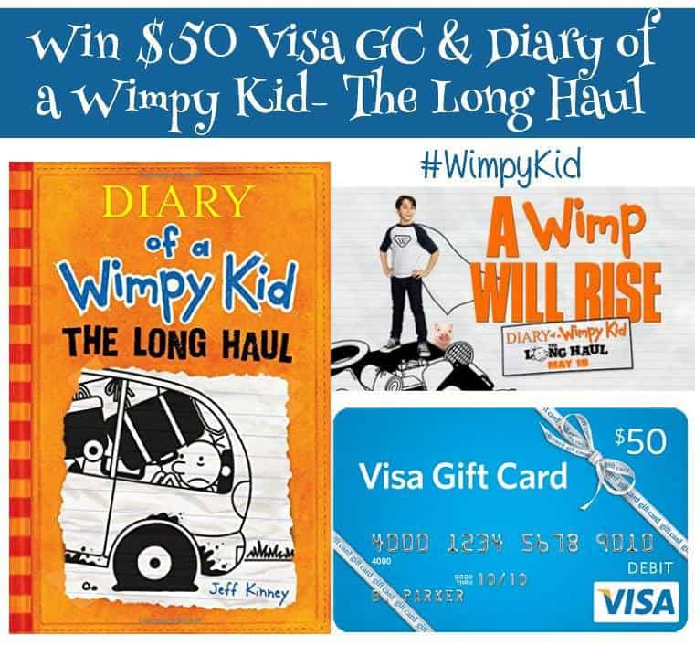 WIMPY KID THE LONG HAUL movie