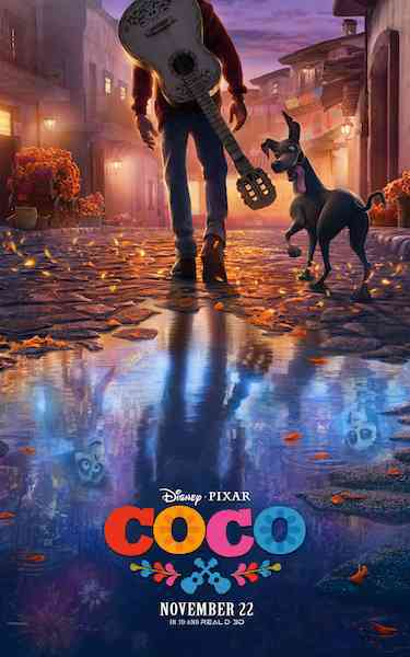 Coco movie, Pixar, Disney animation