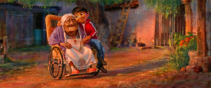 Coco movie, Pixar, Disney animation