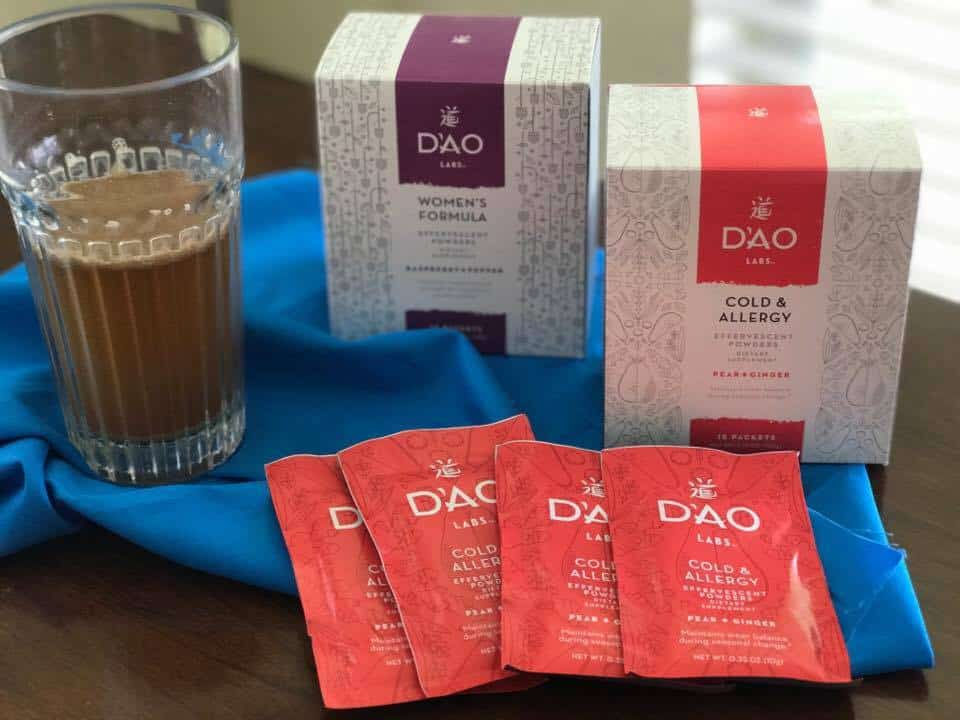 Chinese Medicine, DAO Labs