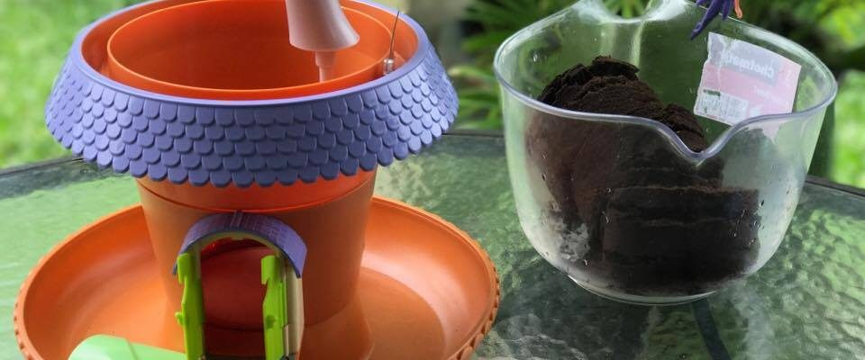 Summer Toys To Inspire A Child To Be A Gardener