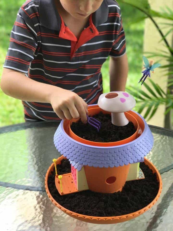 My Fairy Garden Developmental Toy Kit