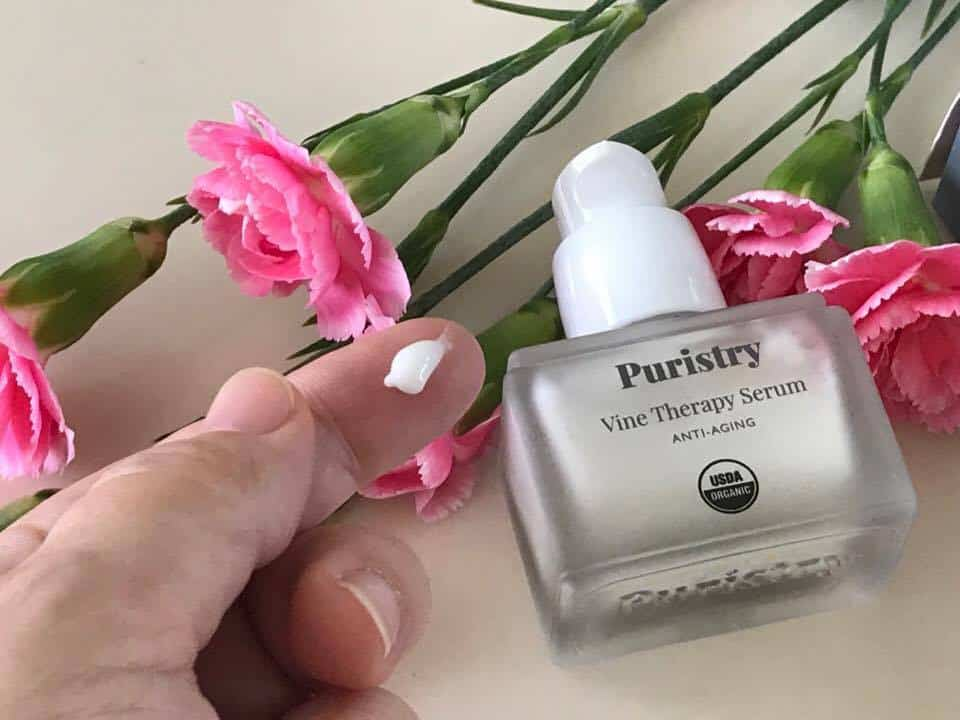 Puristry Vine Therapy Serum, Susie Wang Puristry Founder