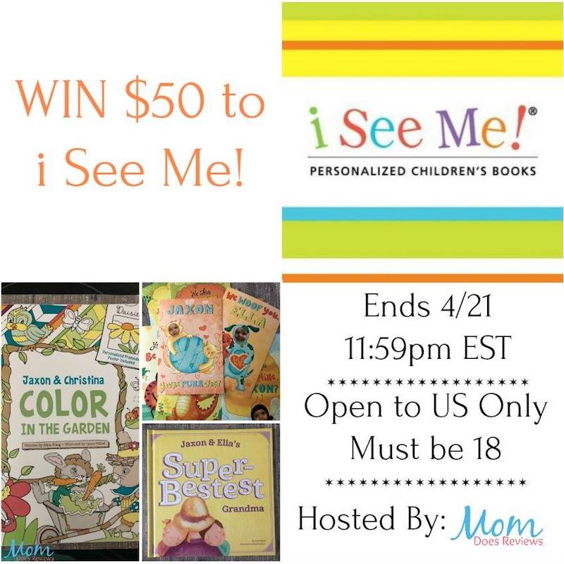 I SEE ME personalized children's books games puzzles