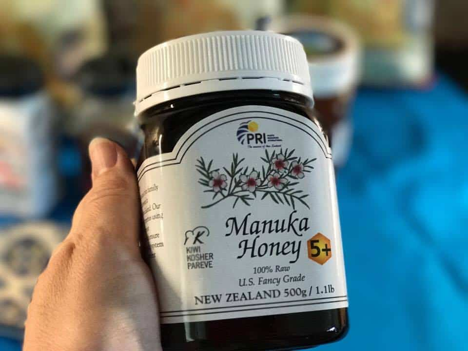 MANUKA HONEY, RAW HONEY