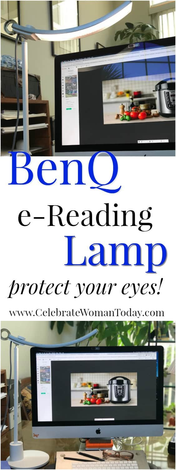 BenQ e-Reading LED Lamp