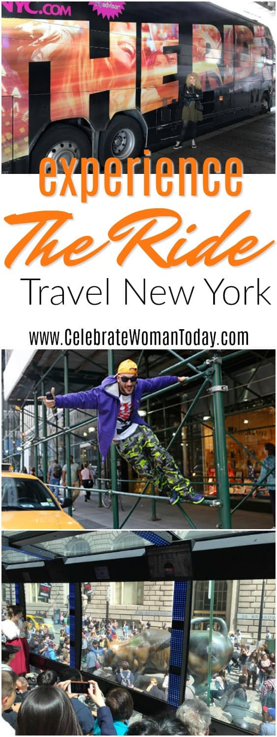 The Ride Experiential Travel, New York Travel