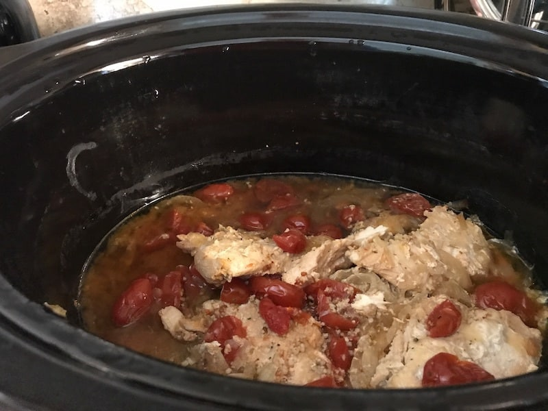 Chicken Cacciatore Recipe