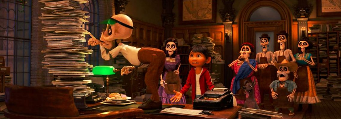 Disney PIXAR COCO Will Charm Us All On Thanksgiving! #PixarCoco