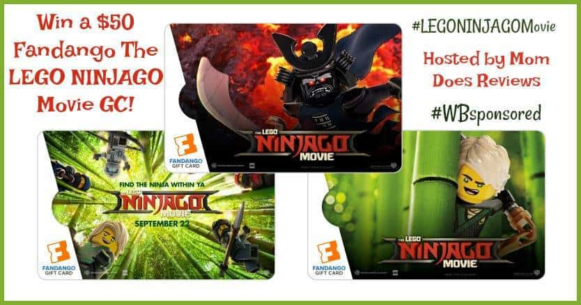 Ninjago Movie, Fandango