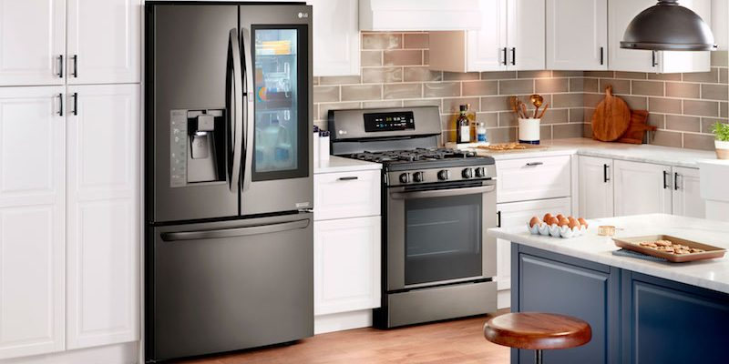 LG Appliances To Work For You For Holidays And Beyond