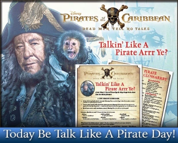 Printables, Pirates of the Caribbean blu-ray dvd