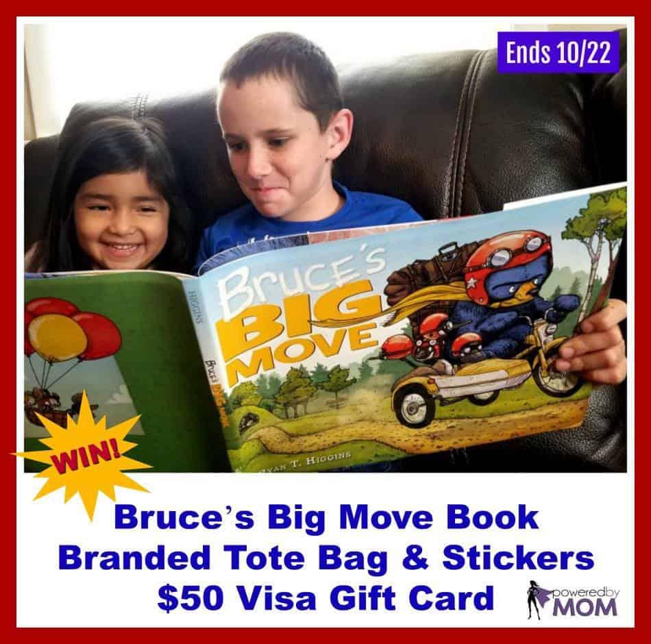 Bruces Big Move Book