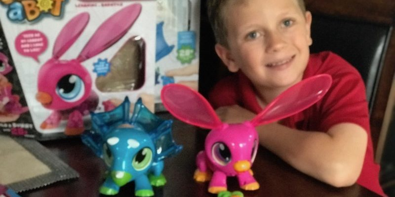 Win Colorific Build-a-Bot PINK Rabbit #MyWOWgift