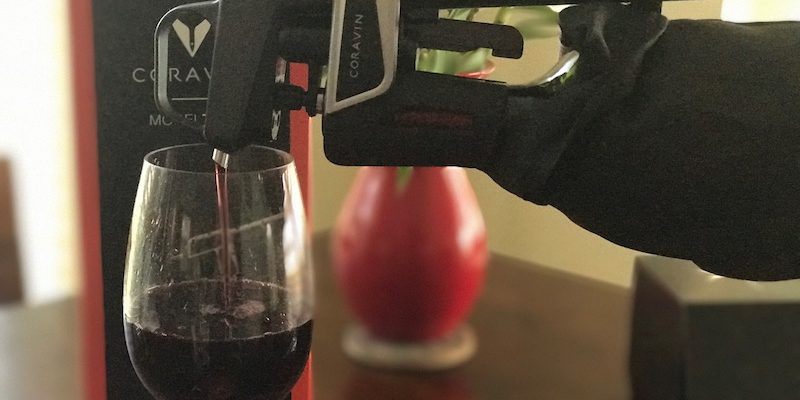 HOW-TO Taste Wine Without Opening It – Coravin Wine System Has An Answer