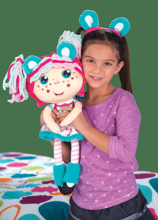 Flip Zee Girls Dolls, TTPM Holiday Toys