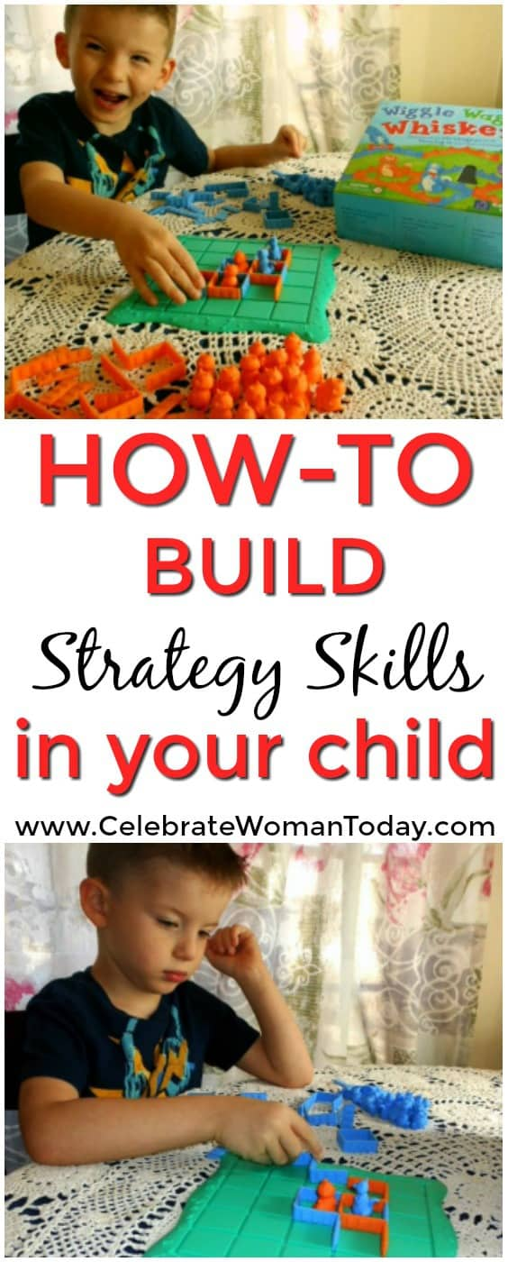 HOW-TO Build Strategy Skills, Wiggle Waggle Whiskers