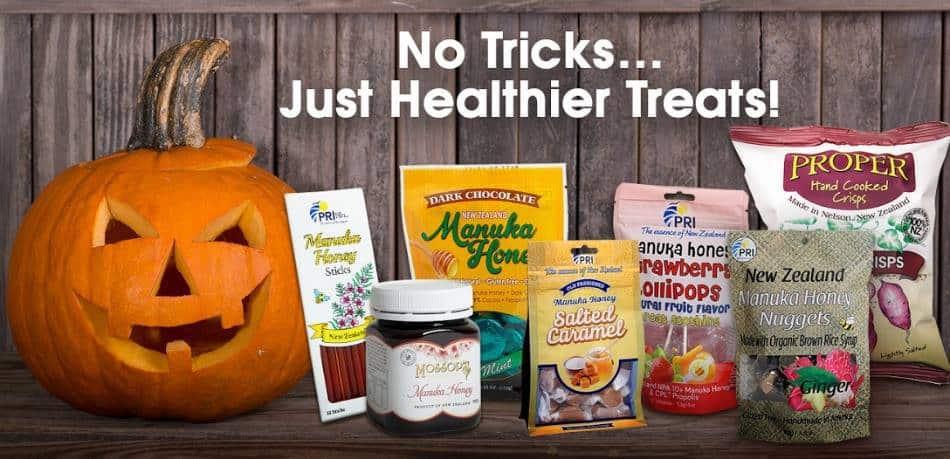 MANUKA HONEY Halloween Treats