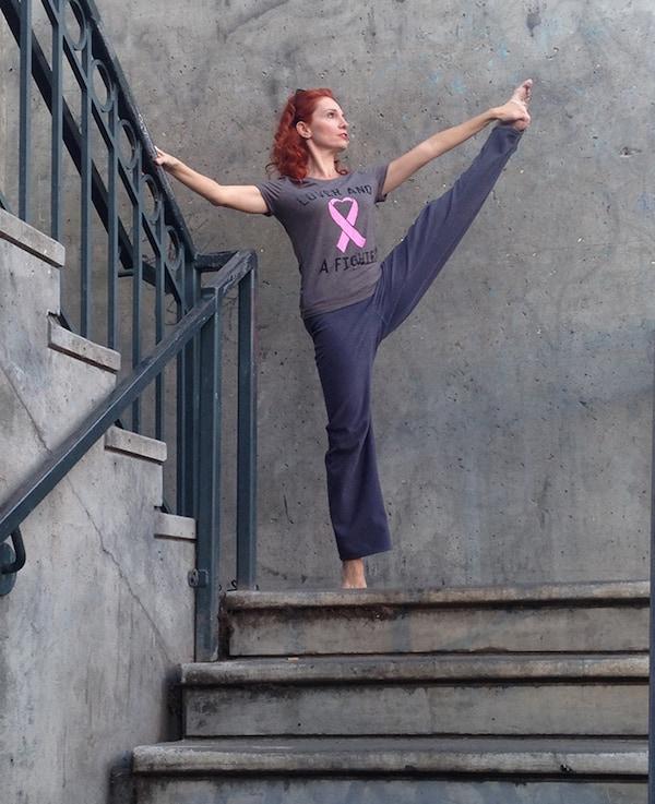 HOW-TO Harmonize Cancer Treatment, Noelle Andressen