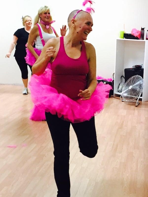 Breast Cancer Awareness Campaign, Stephanie McLeod Estevez