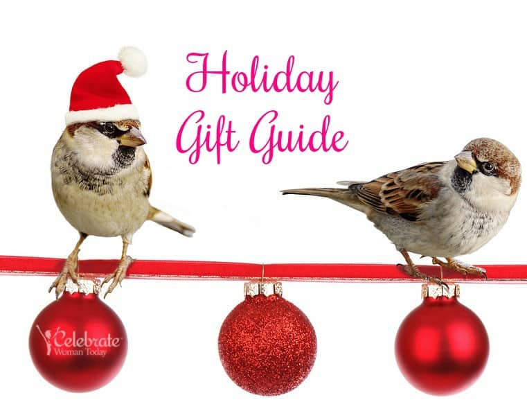 Holiday Gift Guide, Celebrate Woman Today