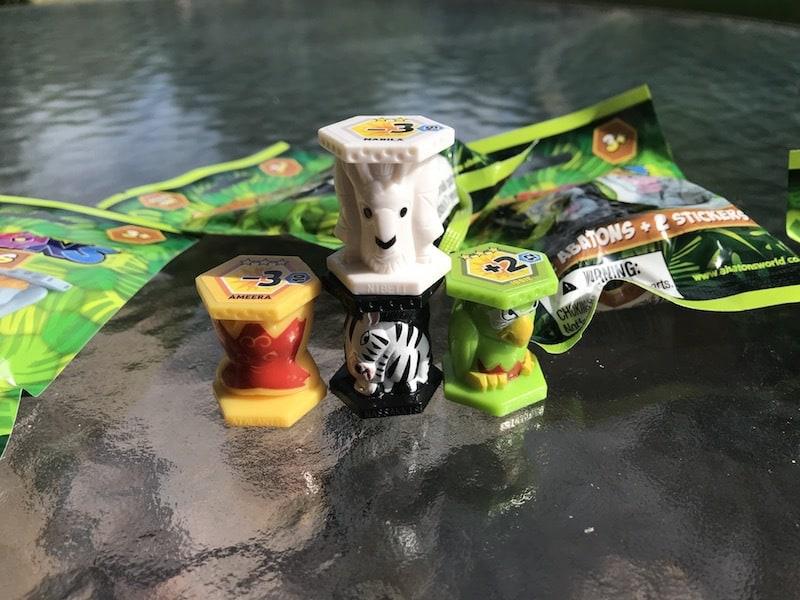 Abatons Animals, Abatons Toys, Abatons Games