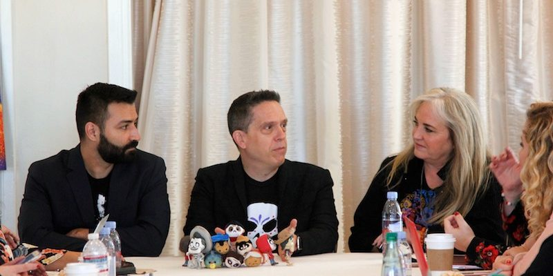 Disney Pixar Interviews: COCO Directors Lee Unkrich & Adrian Molina And Producer Darla Anderson